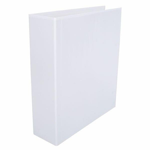 Earthcare Insert Binder A4 65mm Lever Arch X CARTON of 10 IB81365LAWH
