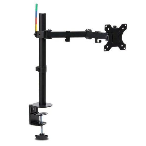 Kensington Smartfit Ergo Single Monitor Arm Black K55408WW