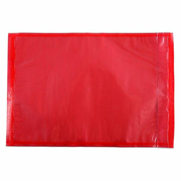 CUMBERLAND Packaging Envelope Plain Red 165 X 115mm Box1000 OL300P