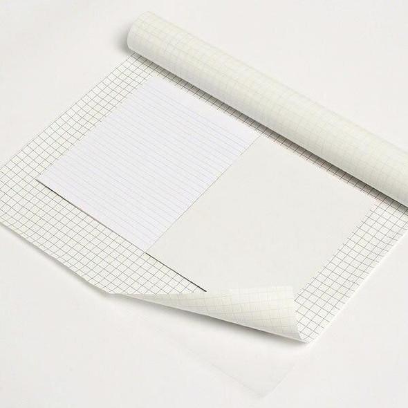 CUMBERLAND Self Adhesive Book Covering Clear 450mm X 15m OLEC3K