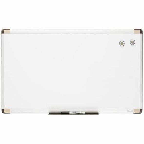 Quartet Whiteboard Euro Alum/Frame 460x760mm QT48101