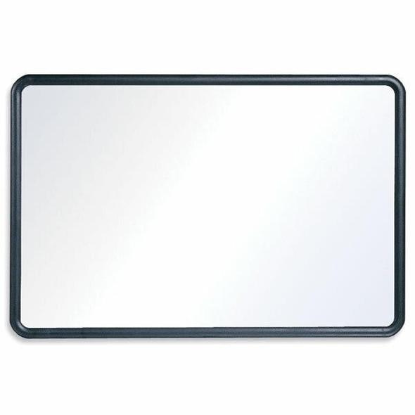 Quartet Whiteboard Contour Graphite 450x600mm QT7551
