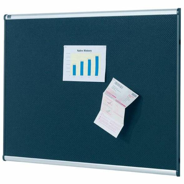 Quartet Prestige Bulletin Board Foam Aluminium 900x1200mm QTB344A