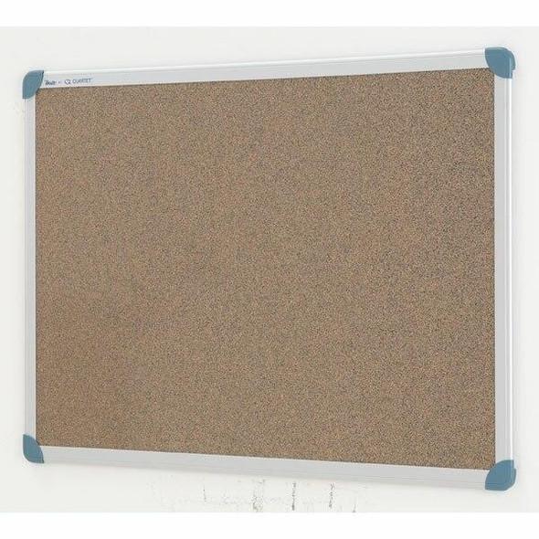 Quartet Penrite Corkboard Aluminium Frame 600x900mm S/L QTC0906R