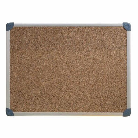 Quartet Penrite Corkboard Aluminium Frame 900x1200mm S/L QTC1209R