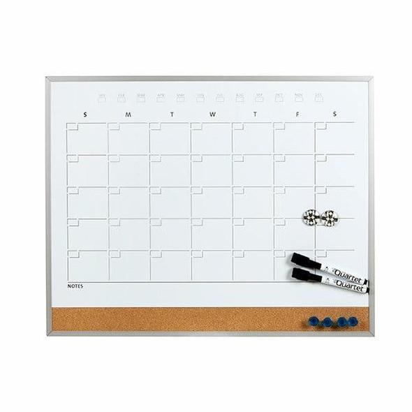 Quartet Combo Calendar Planner 406x508mm X CARTON of 8 QTCP406508