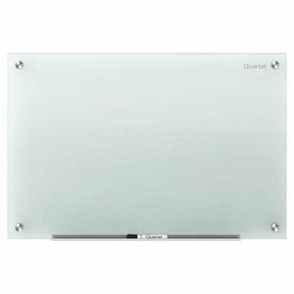 Quartet Glass Board Infinity 915x1200mm Frost QTG4836F