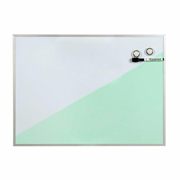 Quartet Geo Whiteboard Teal 430x580mm QTGEO5843TL