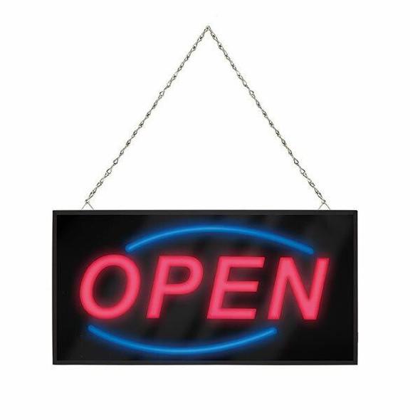 Quartet Led Board Open Sign QTLEDOPVL