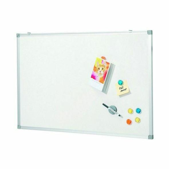 Quartet Whiteboard Economy 600x900mm QTMAGBOARD