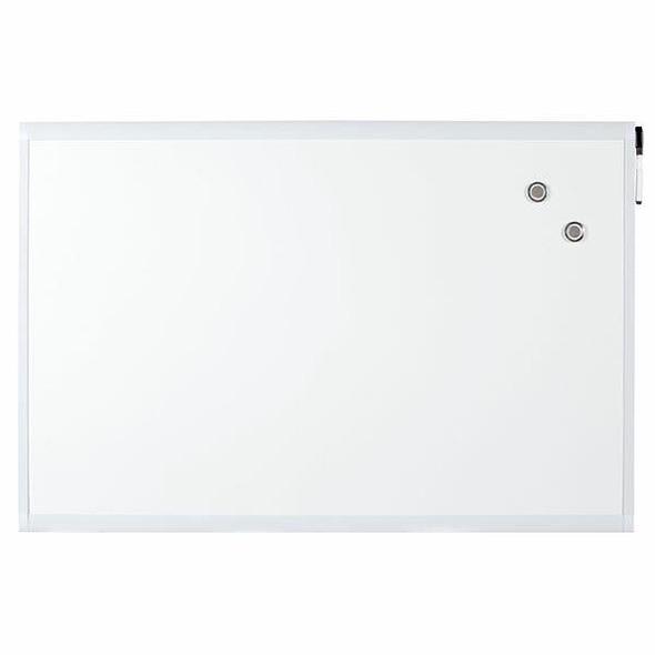 Quartet Whiteboard Basics 600x900mm White X CARTON of 4 QTMHOW0906
