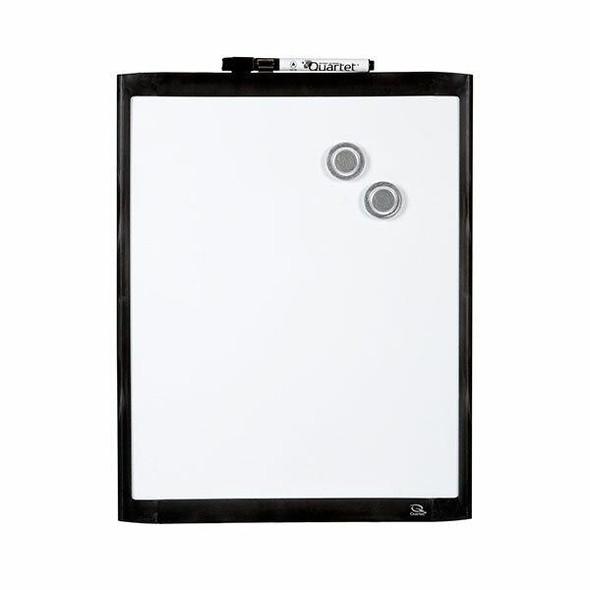 Quartet Whiteboard Basics 280x360mm Blk QTMHOW1114BLK