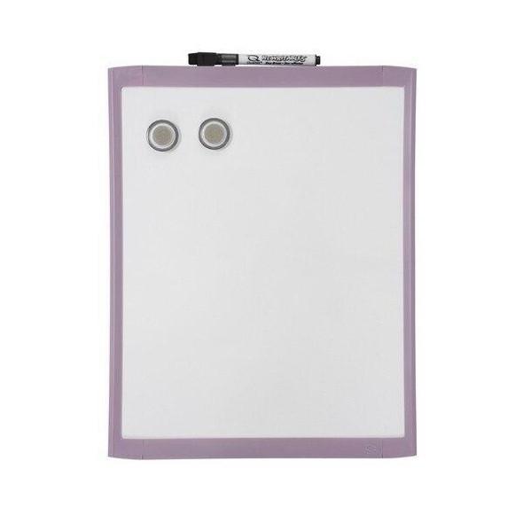 Quartet Whiteboard Basics 280x360mm Purple QTMHOW1114PL