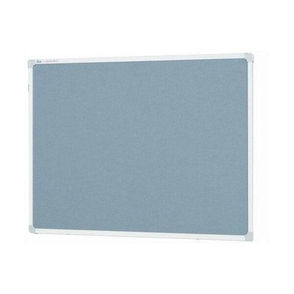 Quartet Penrite Bulletin Board Felt 900x1200mm Grey QTNFF1209G