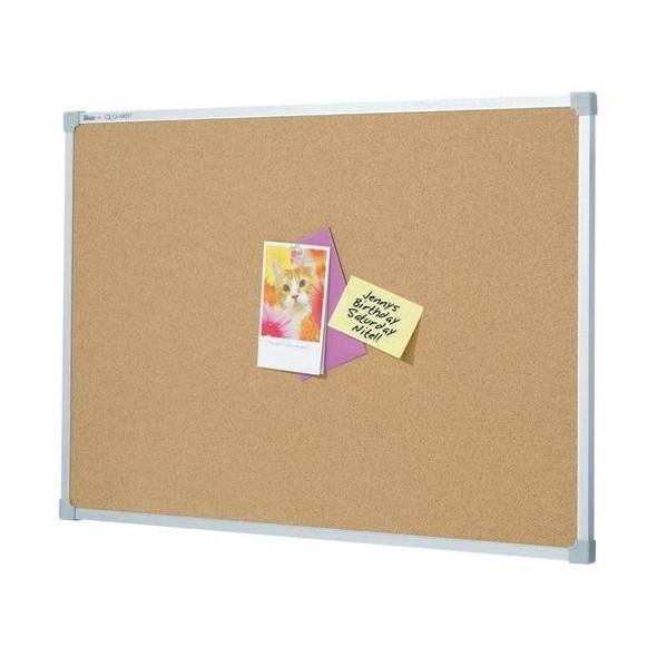 Quartet Penrite Corkboard Aluminium Frame 1200x1800mm QTNNC181