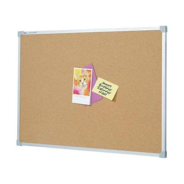 Quartet Penrite Corkboard Aluminium Frame 1200x2400mm QTNNC241