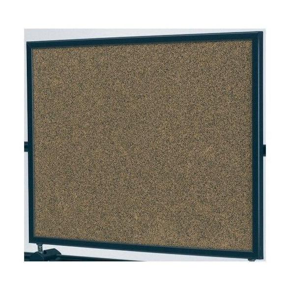 Quartet Corkboard Black Frame 450x600mm QTNNCB0456