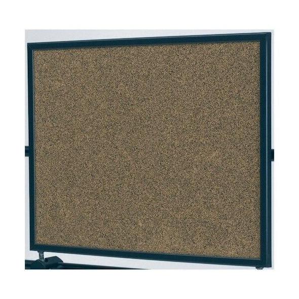 Quartet Corkboard Black Frame 600x900mm QTNNCB0906