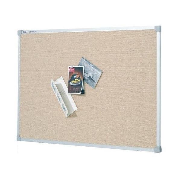 Quartet Penrite Bulletin Board Fabric 900x1200mm Bondi QTNNF1209B