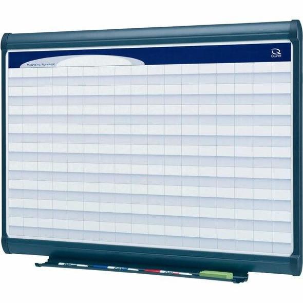 Quartet Prestige Planner Board Magnetic 900x1200mm QTPP1243