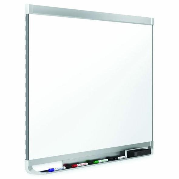 Quartet Whiteboard Porcelain 915x1200mm Aluminum QTTE554A
