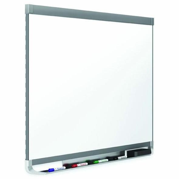 Quartet Whiteboard Porcelain 1220x1810mm Graphite QTTE557G