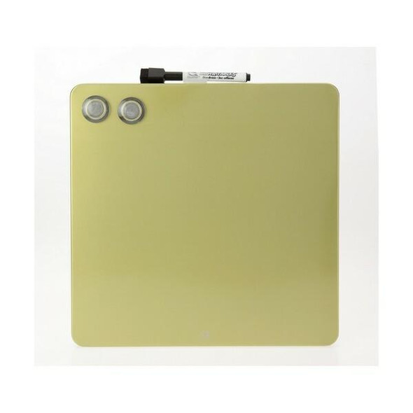 Quartet Whiteboard Cubes 290x290mm Green QTTSQ1212G