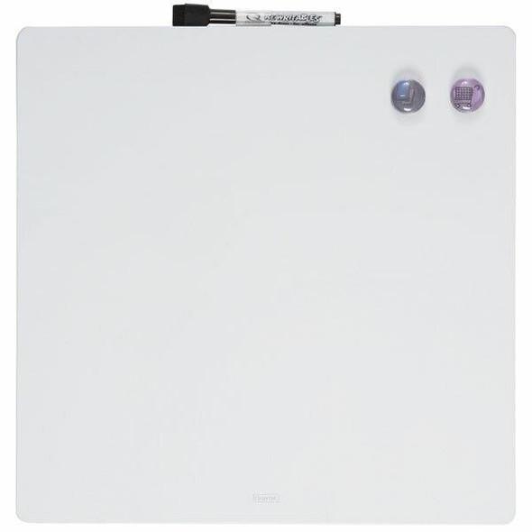 Quartet Whiteboard Cubes 290x290mm White QTTSQ1212W