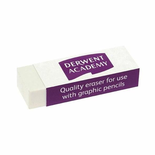 DERWENT Academy Eraser Blister X CARTON of 12 R31000