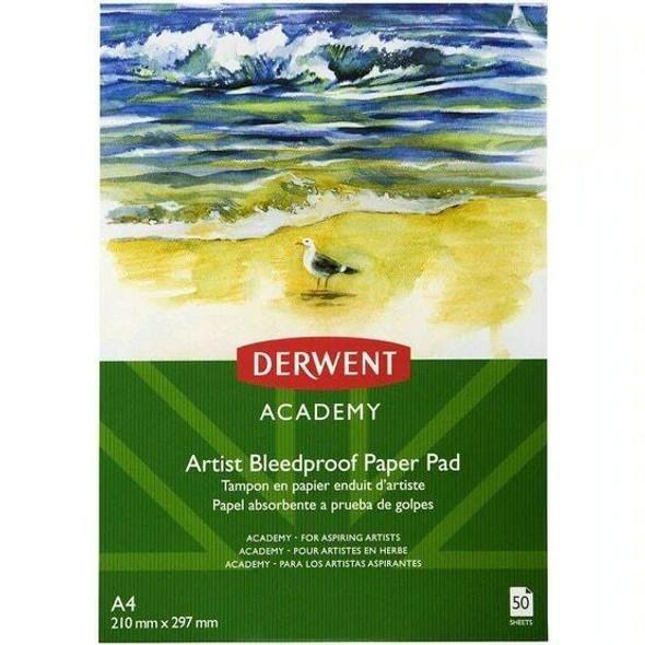 DERWENT Academy Bleedproof Paper A4 R31340F