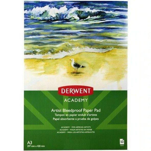 DERWENT Academy Bleedproof Paper A3 R31345F