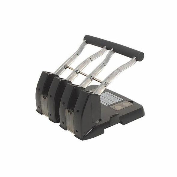 Rexel Punch 4h 150 Sheet Power Black/Silver R8033