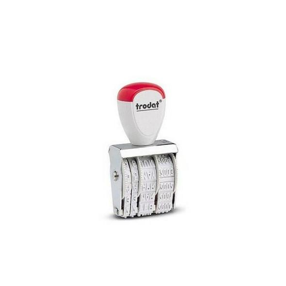Trodat 1010 Date Stamp 4mm T1010