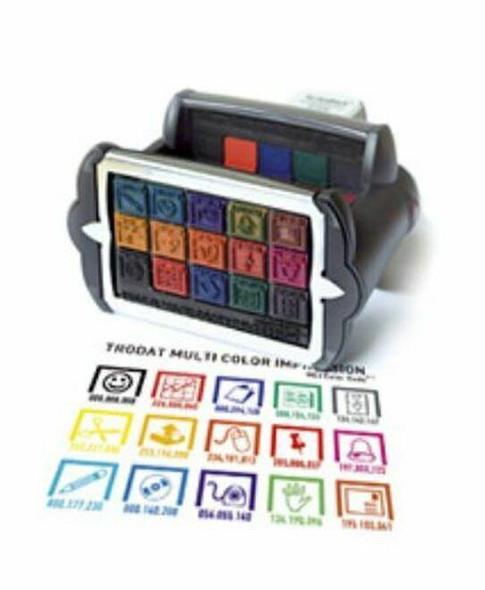 TRODAT 6/4913 P 4.0 MCI INK PAD T6404913MCI