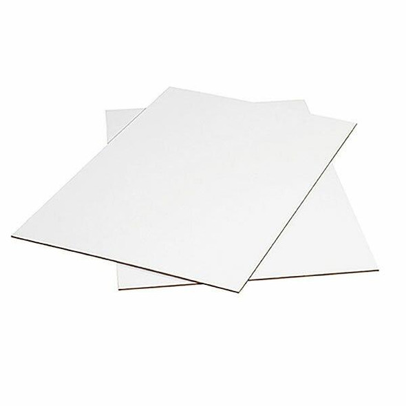 Colourful Days Pasteboard 250gsm 510 X 640mm White Pack100 WB004