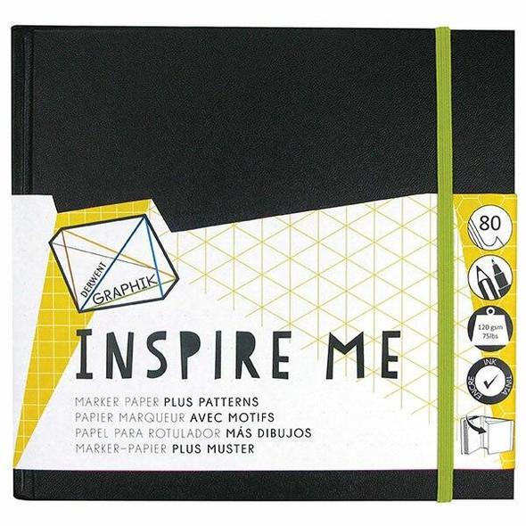 DERWENT Graphik Inspire Me Book Medium X CARTON of 4 2302237
