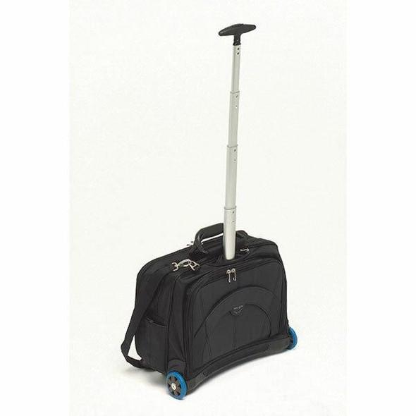 Kensington Contour? 17 Laptop Roller Case Black 62348