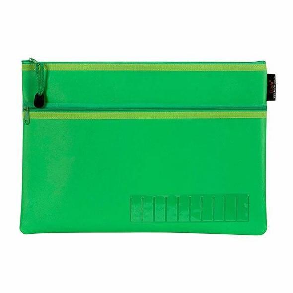 Celco Pencil Case Green X CARTON of 10 974451