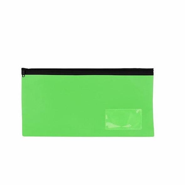 Celco Pencil Case Lime Green X CARTON of 10 30034