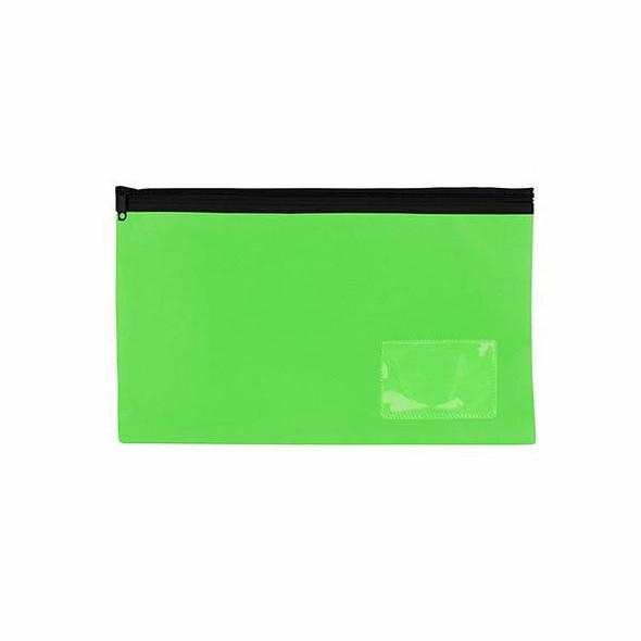 Celco Pencil Case Lime Green X CARTON of 10 30037