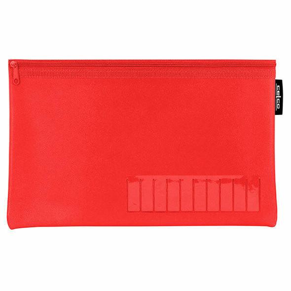 Celco Pencil Case Red X CARTON of 10 974459
