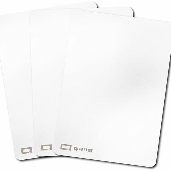 Quartet Flex Whiteboard Double-Sided Plain Pack30 QTFLEX30PLN