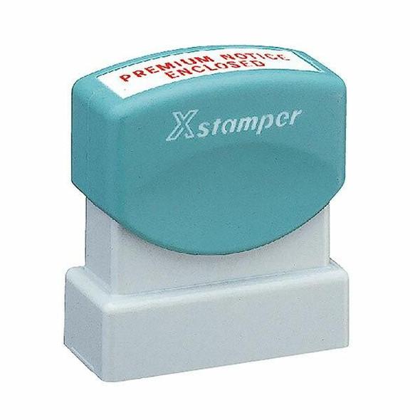 XSTAMPER CUST N10 PRE INK STAMP SIZE 17 N10