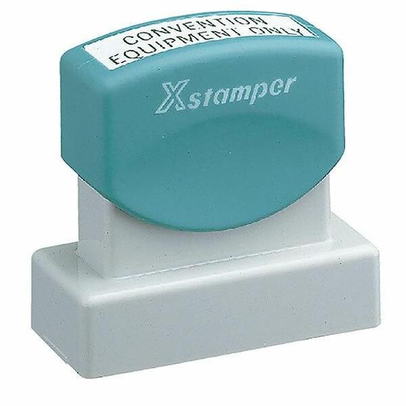 XSTAMPER CUST N11 PRE INK STAMP SIZE 18 N11