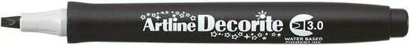 Artline Decorite Standard 3.0 Black BOX12 140301