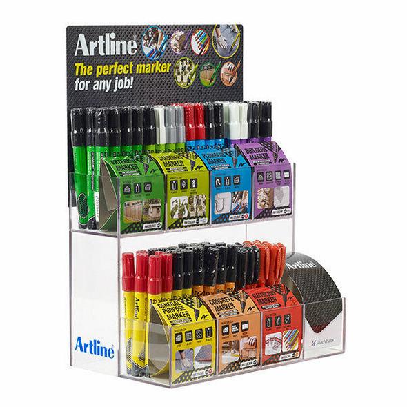 Artline Usage Marker Display Counter Top AMM-USAGEPK