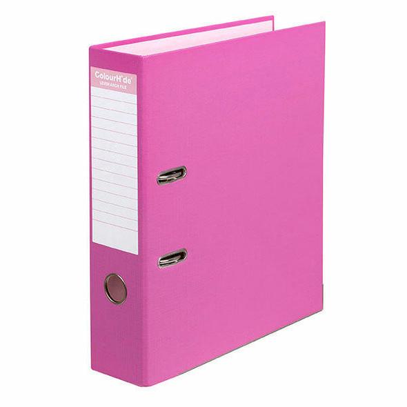 Colourhide Lever Arch File Pe A4 Cassis X CARTON of 6 6802010J