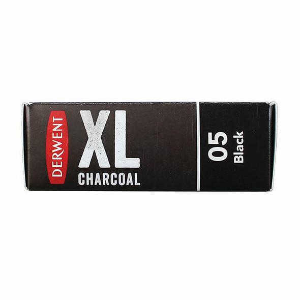 DERWENT Charcoal Blocks Xl Black X CARTON of 4 2302015