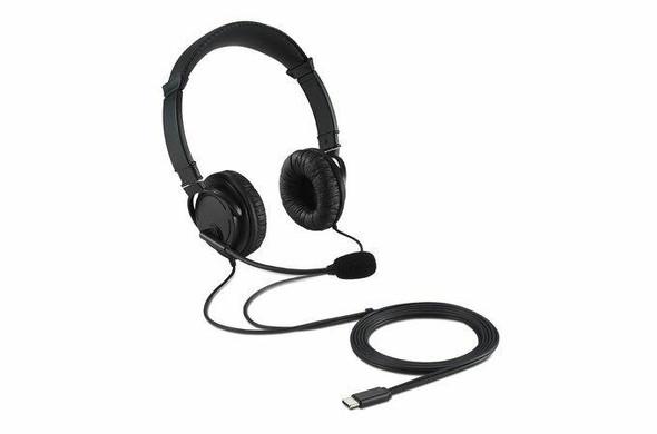 Kensington Hi-Fi Usb-C Headphones With Micronrophone K97457WW