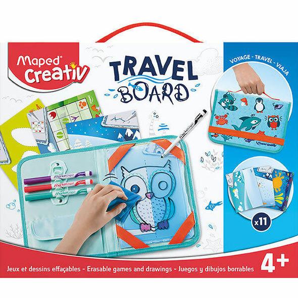 Maped Creativ Travel Board Transparent X CARTON of 4 8969310